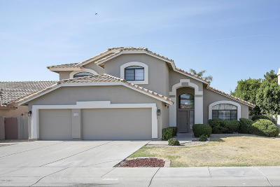 Chandler Single Family Home For Sale: 3921 W Jasper Drive