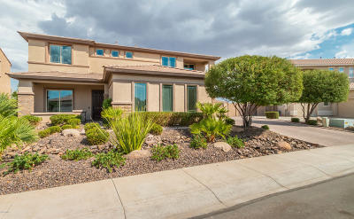 Gilbert Single Family Home For Sale: 5131 S Mariposa Drive