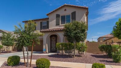 Surprise Single Family Home For Sale: 15744 W Desert Hills Drive