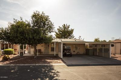 San Tan Valley Mobile/Manufactured For Sale: 40620 N Clubhouse Drive