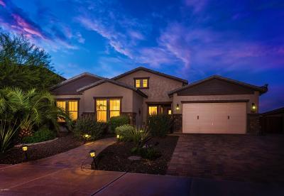 Goodyear Single Family Home For Sale: 18210 W Monterosa Street