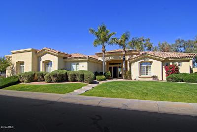 Scottsdale Single Family Home For Sale: 8096 E Sunnyside Drive