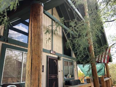 Cave Creek Single Family Home For Sale: 5045 E Zenith Lane