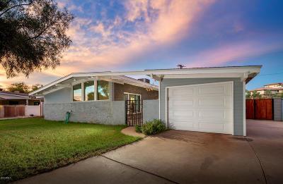 Single Family Home For Sale: 840 E Desert Park Lane
