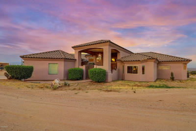Rio Verde Single Family Home For Sale: 16907 E Madre Del Oro Drive