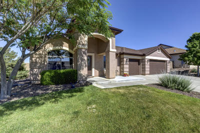 Prescott Valley Single Family Home For Sale: 8412 N Rainbow Vista