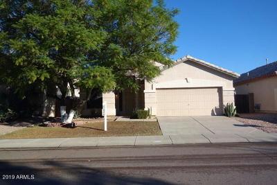 Phoenix Single Family Home For Sale: 3910 E Taro Lane
