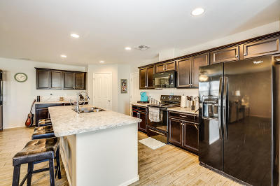 Goodyear Single Family Home For Sale: 16384 W Moreland Street