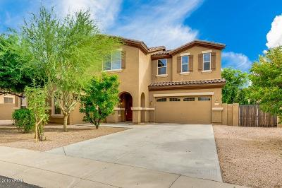 Gilbert Single Family Home For Sale: 3109 E Sports Court