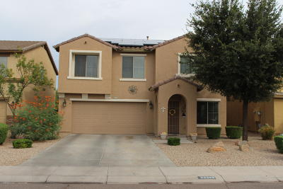 Queen Creek Single Family Home For Sale: 33345 N Hidden Canyon Drive
