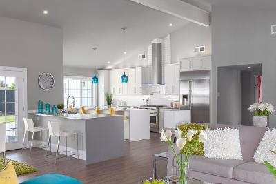 Phoenix Single Family Home For Sale: 4239 E Mitchell Drive