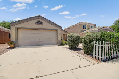 El Mirage Single Family Home For Sale: 12317 W Flores Drive