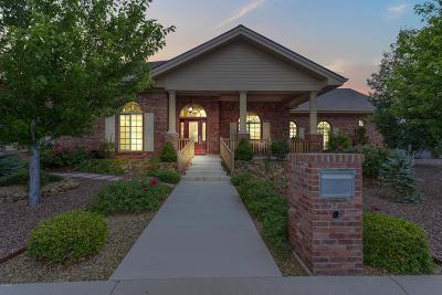Prescott Single Family Home For Sale: 1575 Commonwealth Street