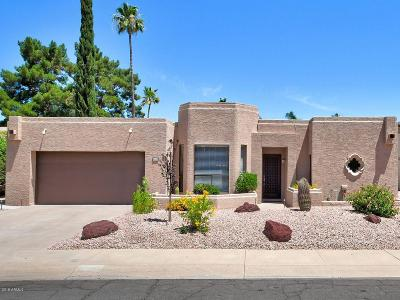 Scottsdale Single Family Home UCB (Under Contract-Backups): 6622 E Kings Avenue