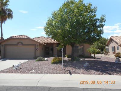 Peoria Single Family Home CCBS (Contract Contingent on B: 20014 N 98th Lane