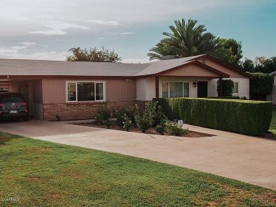 Phoenix Single Family Home For Sale: 2338 N 53rd Street