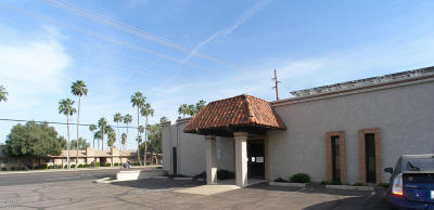 Tempe Commercial Lease For Lease: 3030 S Rural Road #115