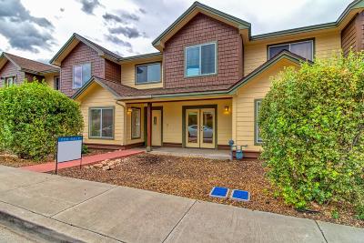 Flagstaff Condo/Townhouse For Sale: 1495 E Payton Way