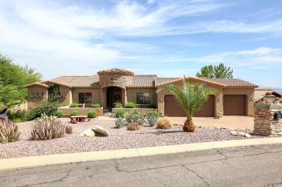 Fountain Hills Single Family Home For Sale: 15526 E Thistle Drive