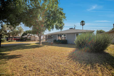 Phoenix Single Family Home For Sale: 6014 N 16th Place