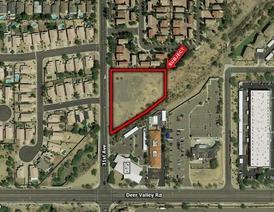 Phoenix Residential Lots & Land For Sale: 21965 N 31st Avenue