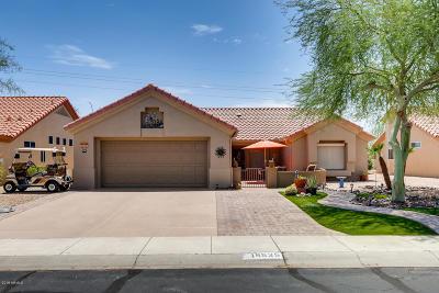 Sun City West Single Family Home For Sale: 15535 W Sky Hawk Drive