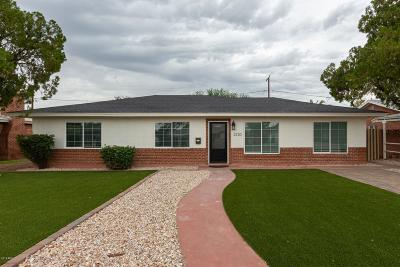 Phoenix Single Family Home For Sale: 2220 E Heatherbrae Drive