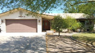 Phoenix Single Family Home For Sale: 4202 W Greenway Road