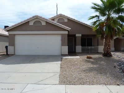 Glendale Single Family Home For Sale: 21827 N 35th Drive