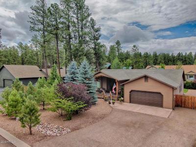 Pinetop Single Family Home For Sale: 421 E Meadow Lane