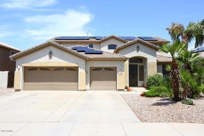 Gilbert Single Family Home For Sale: 888 E Carla Vista Drive