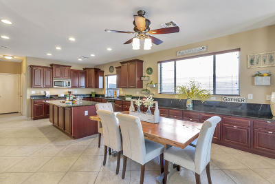 Phoenix Single Family Home For Sale: 2522 E Ridge Creek Road