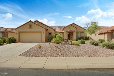 Sun City Grand Single Family Home For Sale: 16240 W Manzanita Drive