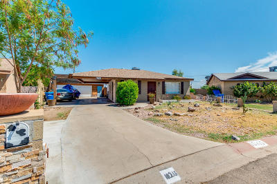 Phoenix Single Family Home For Sale: 10215 N 17th Drive