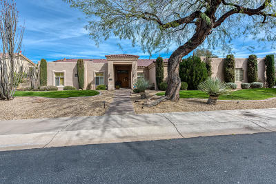 Scottsdale Single Family Home For Sale: 7398 E Cortez Road