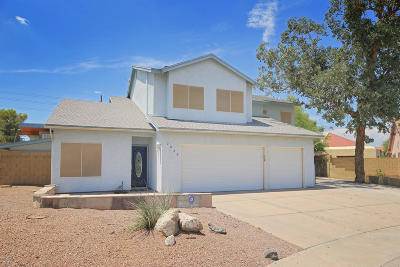 Chandler Single Family Home For Sale: 2838 N Yucca Street
