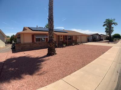Sun City Single Family Home For Sale: 10029 N 103rd Drive