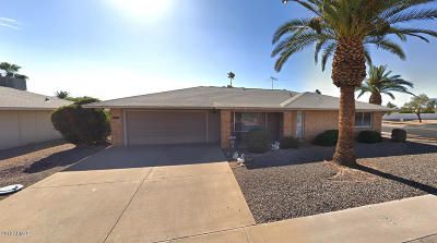 Sun City Single Family Home For Sale: 17434 N Horseshoe Lane