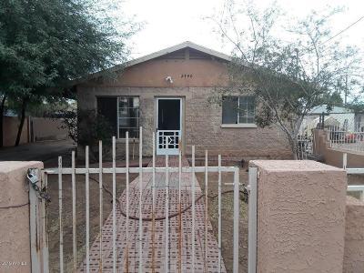 Phoenix Single Family Home For Sale: 2740 E Portland Street E