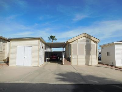 Surprise Mobile/Manufactured For Sale: 17200 W Bell Road #784