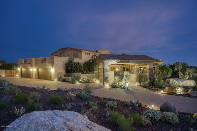 Scottsdale Single Family Home For Sale: 33799 N 84th Street
