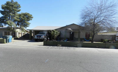 Phoenix Single Family Home For Sale: 7021 W Wilshire Drive