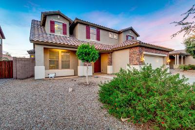 Goodyear Single Family Home For Sale: 16534 W Sherman Street
