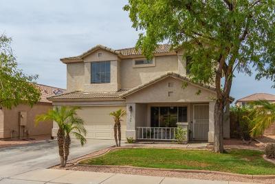El Mirage Single Family Home For Sale: 12756 W Voltaire Avenue