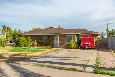 Phoenix Single Family Home For Sale: 2043 E Palm Lane