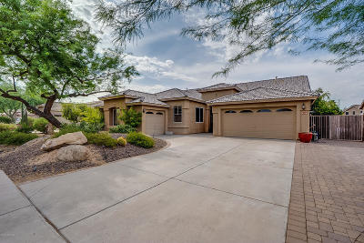 Peoria Single Family Home For Sale: 6953 W El Cortez Place