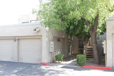 Scottsdale Condo/Townhouse For Sale: 835 N Granite Reef Road #45