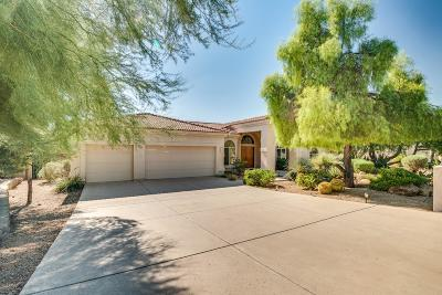 Scottsdale Single Family Home For Sale: 23026 N Las Lavatas Road