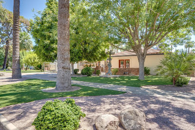Phoenix Single Family Home For Sale: 1631 N 11th Avenue