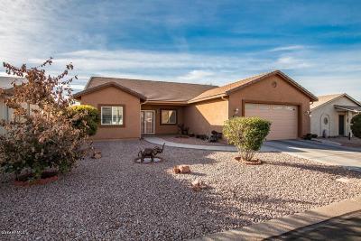 Mesa Single Family Home For Sale: 8021 E Flossmoor Avenue